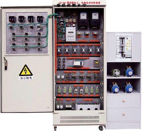 完成初级电工考核鉴定中的电力拖动控制与照明电路的实操项目,该电工