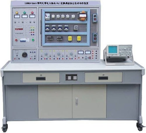 sb-98型通用电工电子  电力拖动 直流电机实验室设备 (四合一) sb-95
