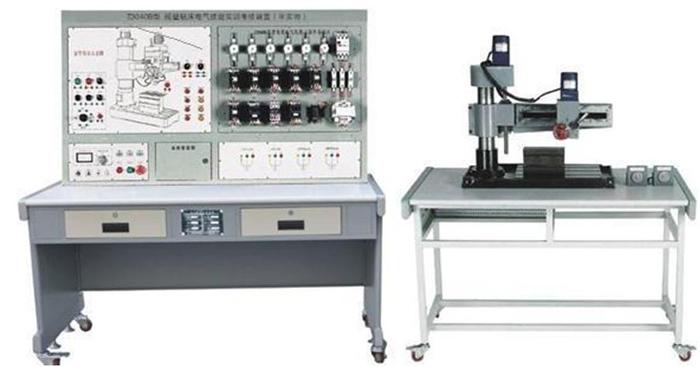 sb-z3040b型摇臂钻床电气技能实训考核装置