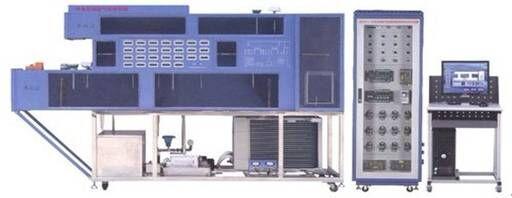 系统工作原理 安全保护;装置设有强电漏电系统装置 采用空气加热系统