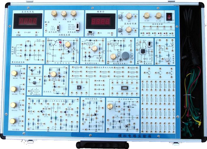 集成电路rc正弦波振荡器