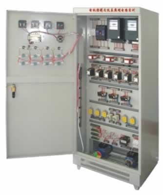 三相异步电动机接触器自锁控制电路