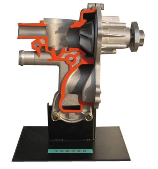 2010年桑塔纳机油泵怎样安装