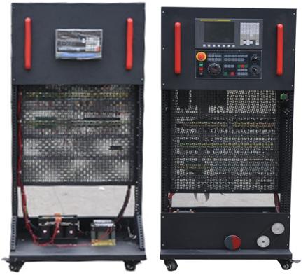 plc控制光栅尺接线图