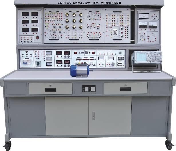 数电,模电在九孔通用电路板挂箱上完成,根据实验复杂程度选取挂箱个数